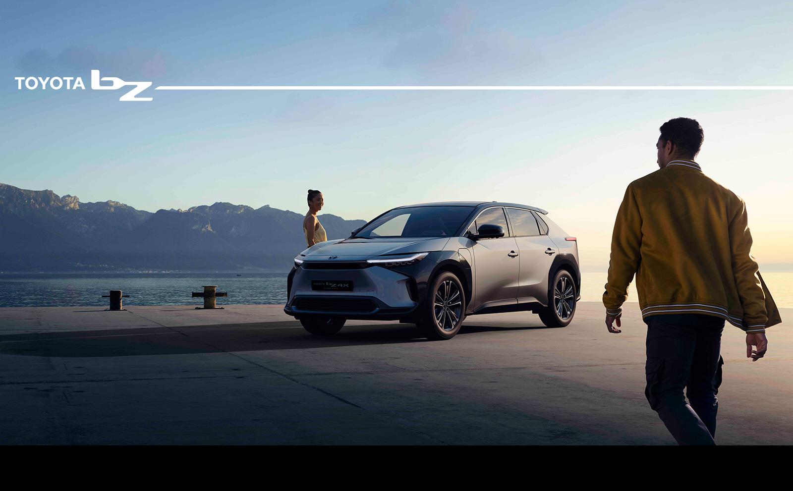 Bild Neue Toyota Produktfamilie: Toyota bZ